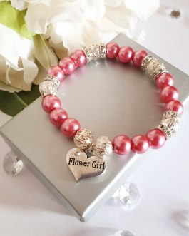 Two colour bracelet gift