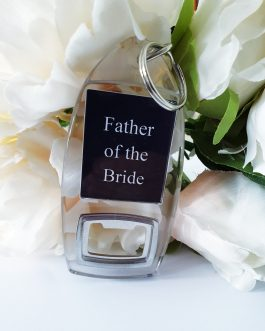 Bottle opener personalised gift