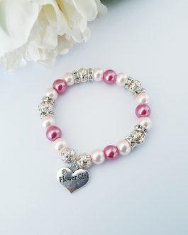 Two colour bracelet gift