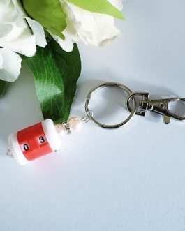 Treats syn points keyring red counter weight loss aid beaded
