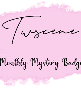 Subscription Mystery Badge Monthly Club