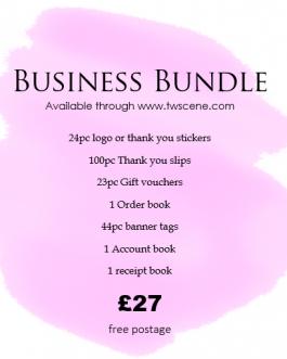 Business starter bundle